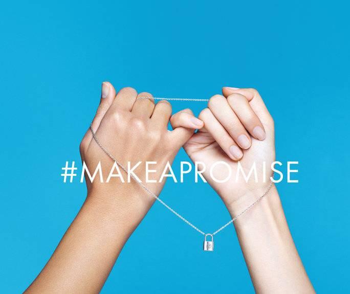 #MAKEAPROMISE: LOUIS VUITTON FOR UNICEF