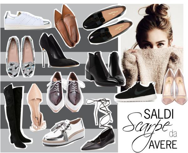 Saldi 2016: scarpe da avere
