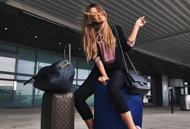 Fashion E Beauty: COME VESTIRSI DURANTE UN VIAGGIO: CONSIGLI FASHION E BEAUTY