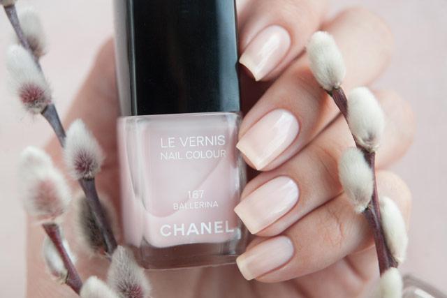 Les Vernis de Chanel - Ballerina n. 167