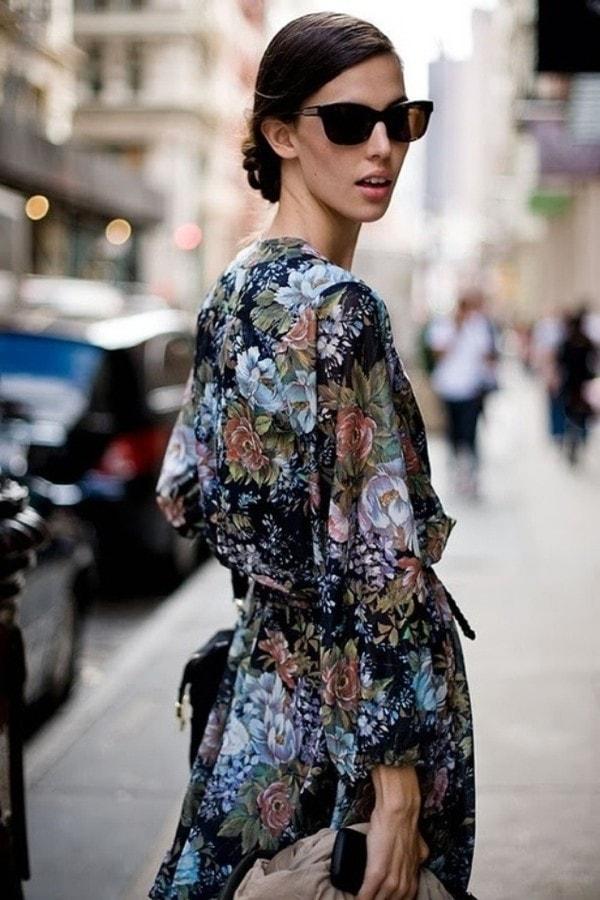 Floral Dress (Pinterest)