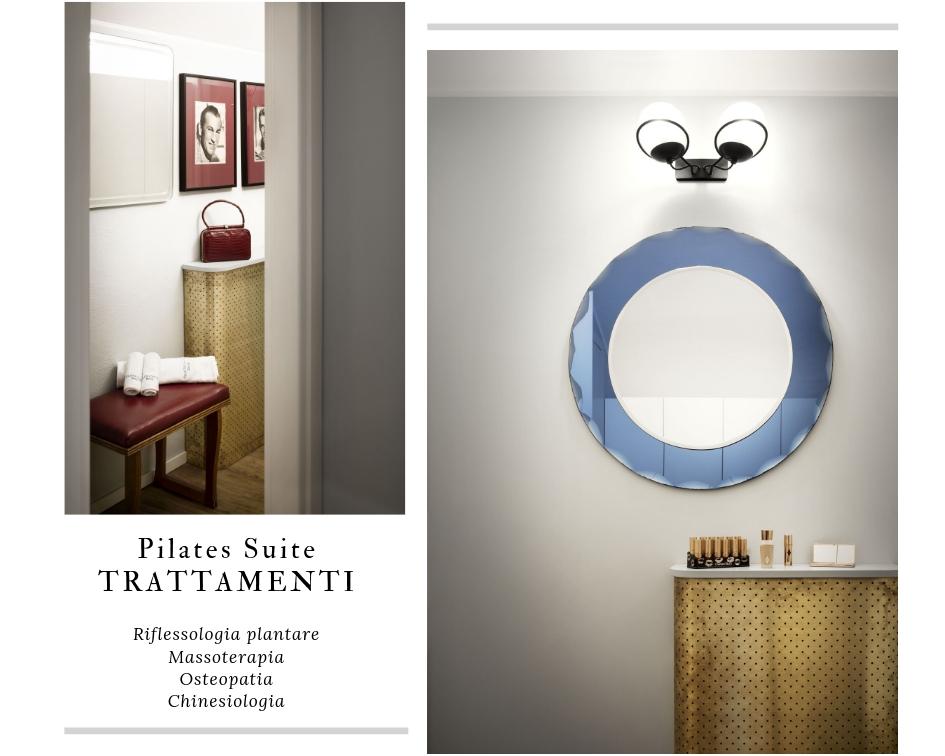 Pilates Suite Milano Trattamenti - Lisa Campolunghi