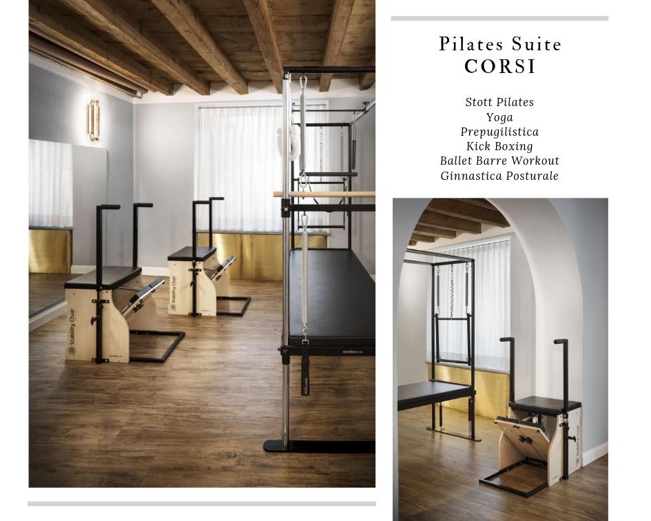 Pilates Suite Milano Corsi - Lisa Campolunghi