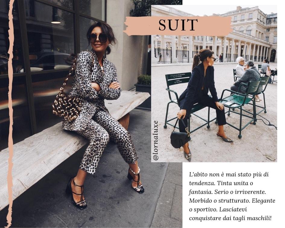 Saldi Inverno 2019 - Suit