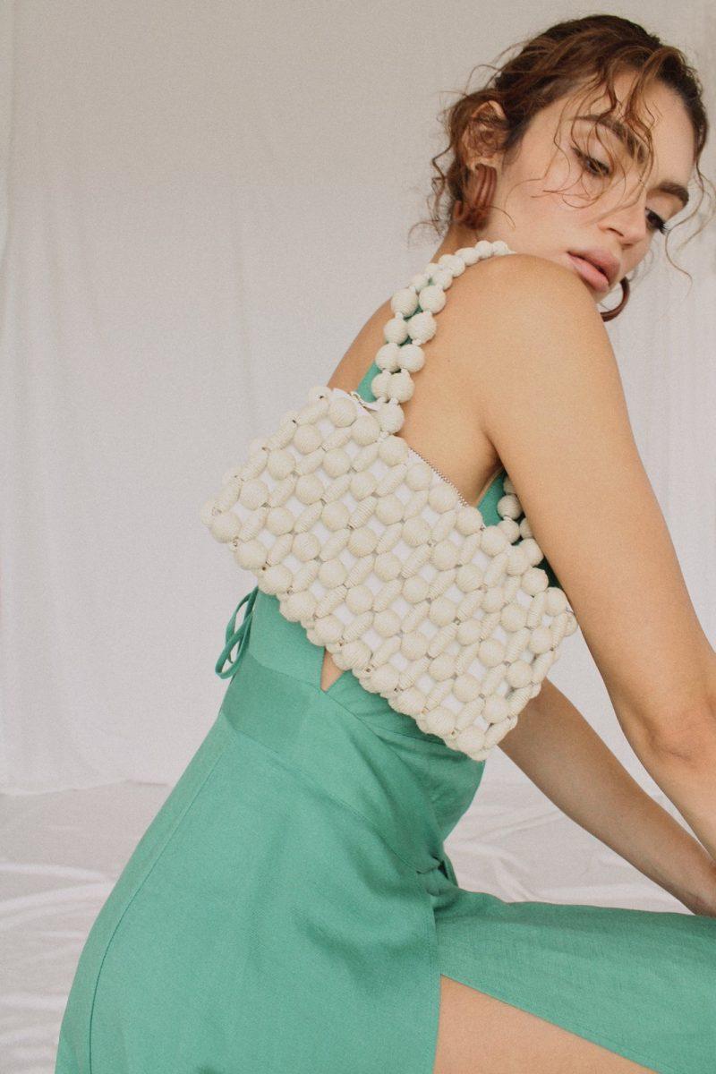 Cora Shoulder Bag by Cult Gaia