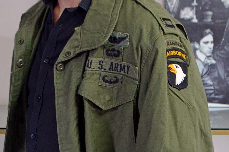 Giacca Militare Uomo