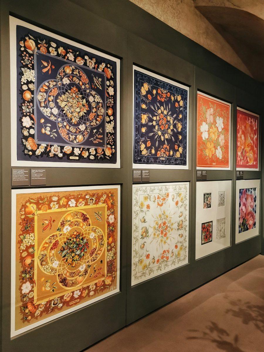 Mostra della Seta Firenze Ferragamo