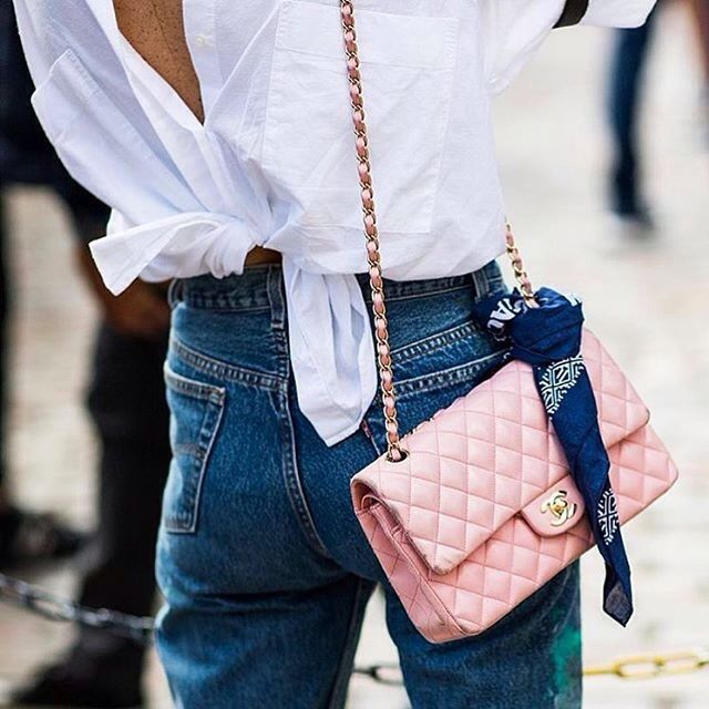 IT BAG: 2.55 Chanel