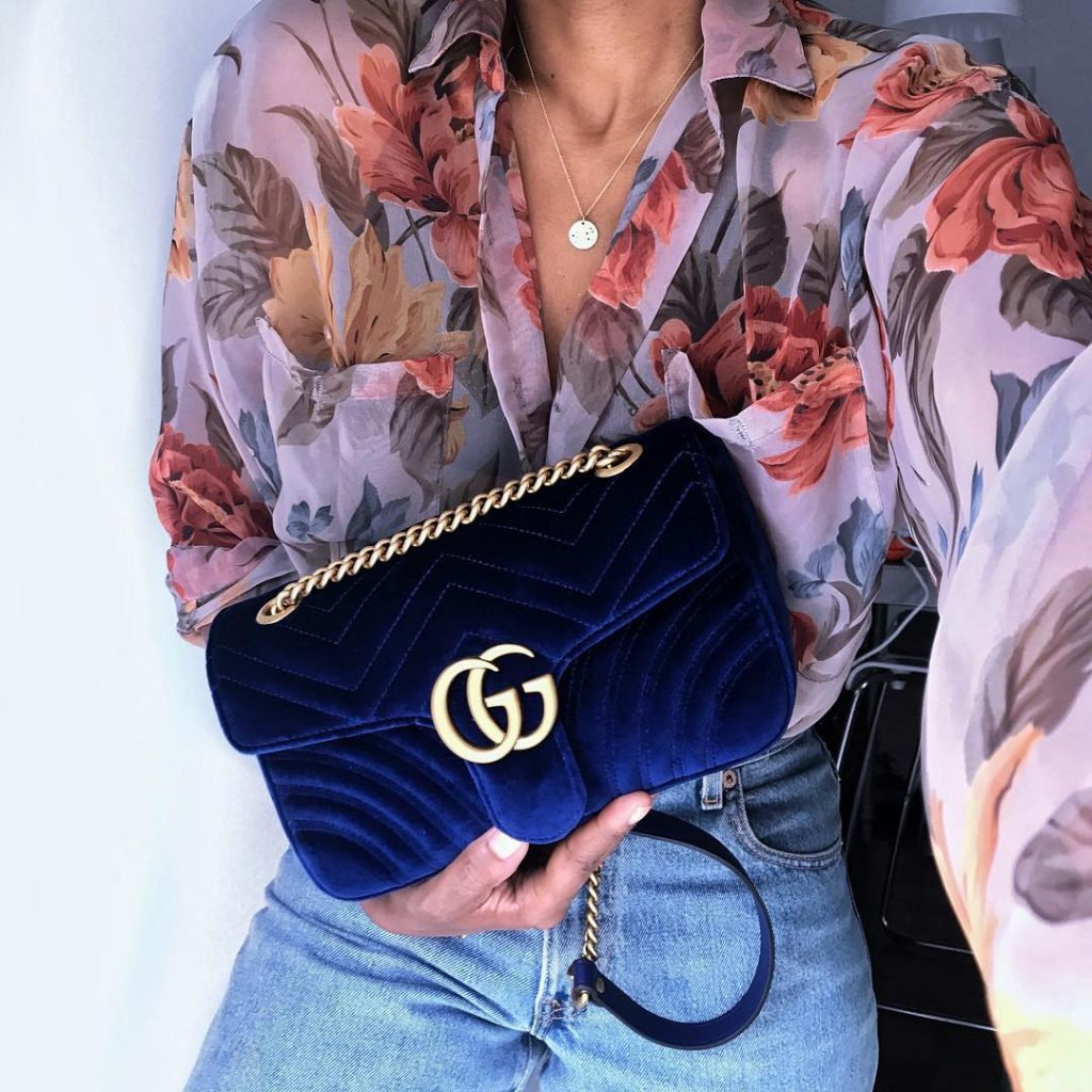 IT BAG: Marmont Gucci