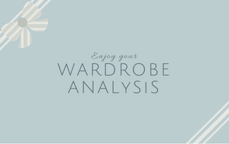 Enjoy Your Wardrobe Analysis - Lisa Campolunghi Personal Shopper & Image Consultant