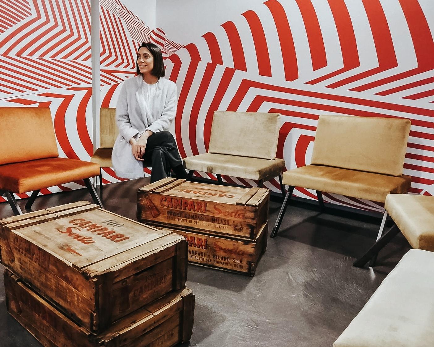 Storie di Moda Campari e lo Stile Lisa Campolunghi