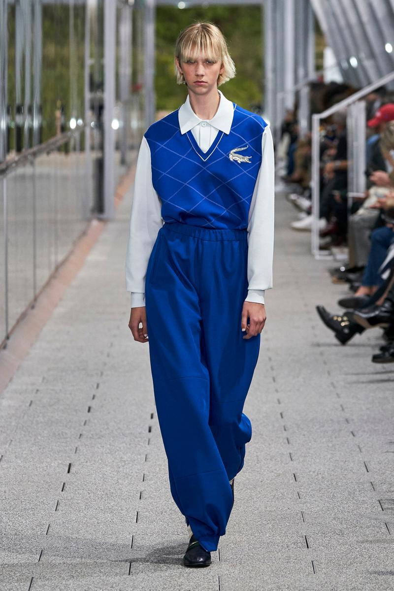 Classic Blue Lacoste
