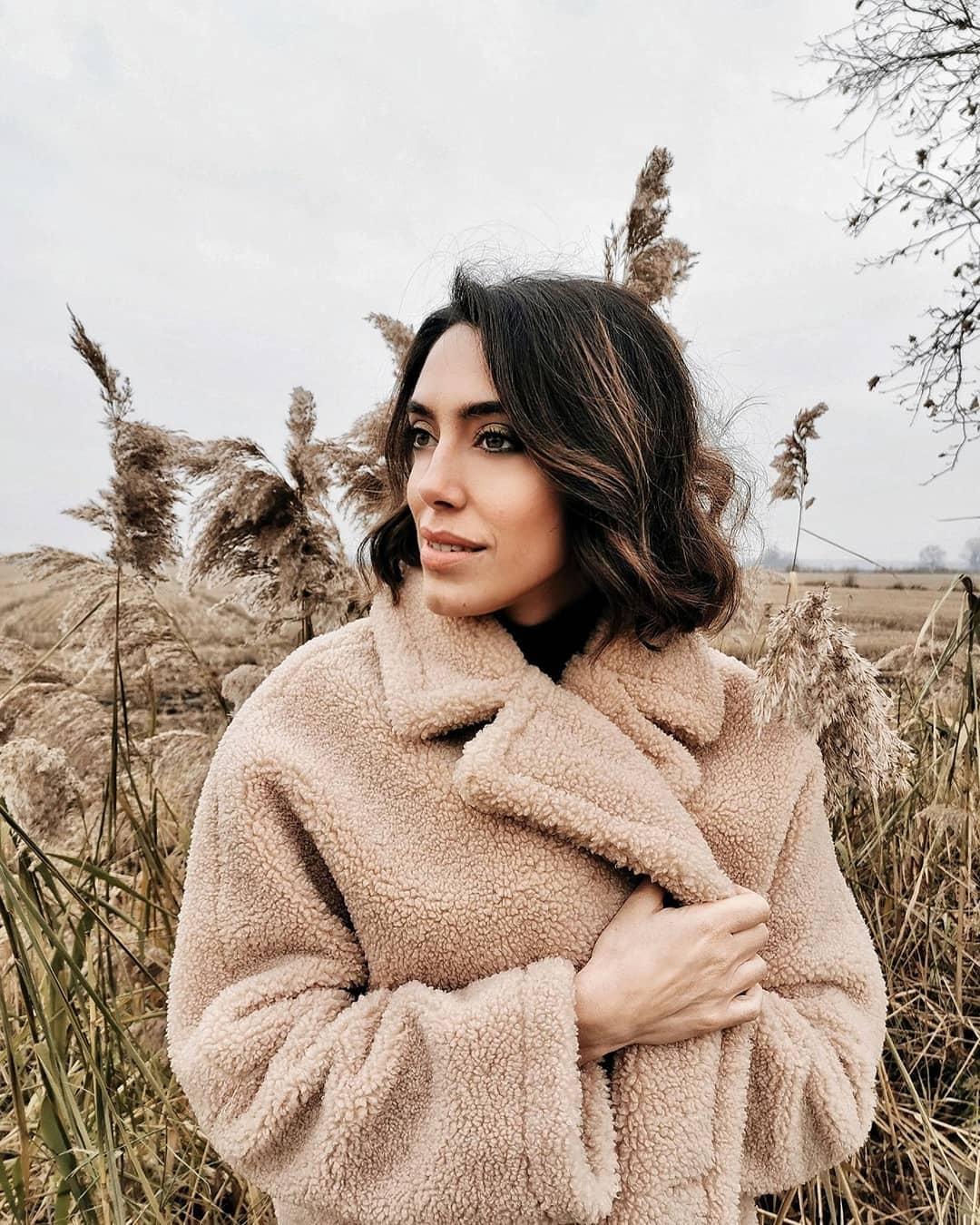 Teddy Coat di Lisa Campolunghi
