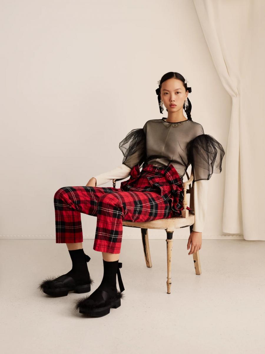 Outfit Simone Rocha