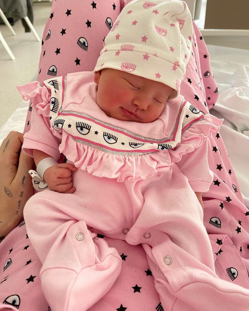 Chiara Ferragni Baby la collezione di Lisa Campolunghi