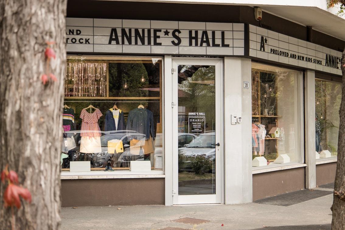 Annie's Hall vestiti per bambini
